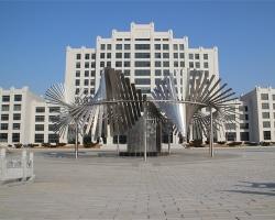 广州不锈钢广场雕塑